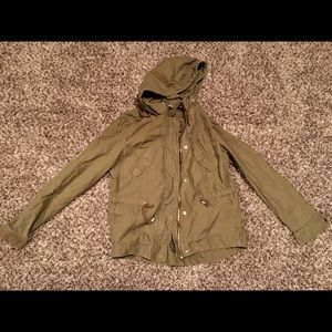 H&M military jacket! Size 6.